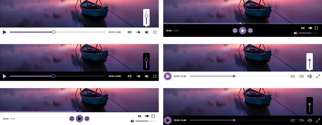 LearnWorlds video player