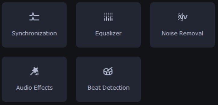 Movavi Audio Effects